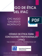 Código de Ética de Ifac