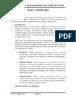 Pisos y Coberturas - MATERIALES Y PROCEDIMIENTOS DE CONSTRUCCION