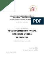 PFC Reconocimiento Facial Mediante Visión Artificial