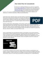 Trucos GTA 5 Xbox One Listos Para Su Lanzamiento