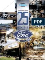 FORD - Planta de Estampado y Ensamble de Hermosillo