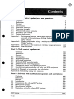 Shell IWCF Manual Table of Contents