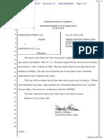 Omni Innovations LLC v. EFinancial LLC et al - Document No. 12