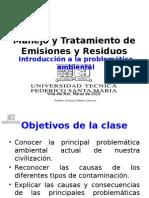 Clase 1 Intro a La Problematica Ambiental Para La Clase