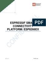 ESP8266 Specifications v4