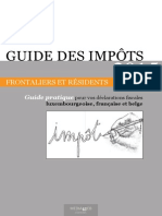 Luxembourg Guide Impôts 2015