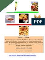 263 Salsa Recipes