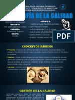 FILOSOFOS DE LA CALDAD