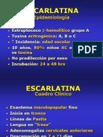 E. Exantemáticas