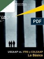 US GAAP VS IFRS AND Col GAAP