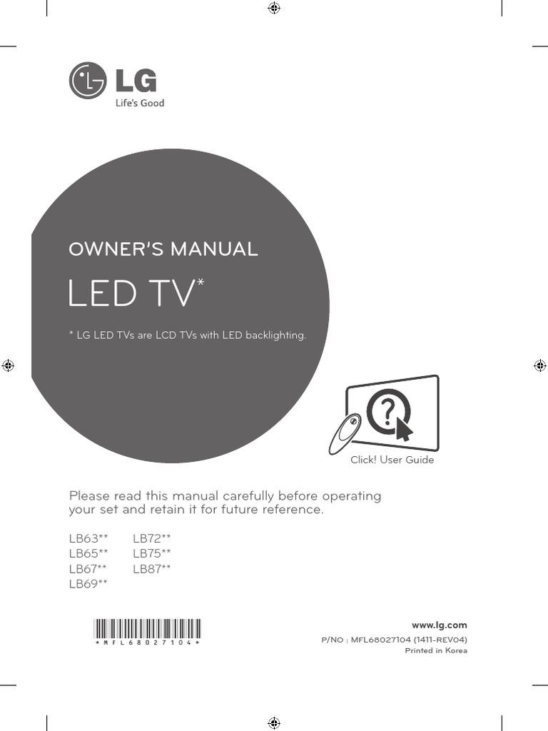 Mfl68027104 04 Eng Rspdf Hdmi Stereoscopy Lb75 Wiring Diagram