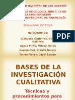 Bases de La Investigación Cualitativa - Técnicas y Procedimientos Para Desarrollar La Teoría Fundamentada (Anselm Strauss - Juliet Corbin)