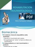 3. Rehabilitación Traumatológica