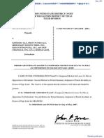 AdvanceMe Inc v. RapidPay LLC - Document No. 251