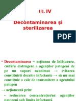 Stagiul IV - Decontaminarea.ppt