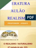 Aulão Sobre o Realismo e Dom Casmurro