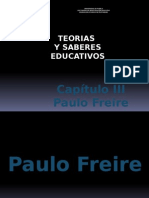 Capitulo III Paulo Freire Elzabeth Romero Aguirre