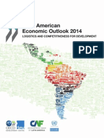 Latin American Economic Outlook 2014 eBook