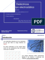 """Dielectricos """""""