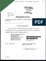 Whaley v. Menu Foods et al - Document No. 16