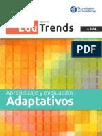 Aprendizajes y evaluación adaptativos
