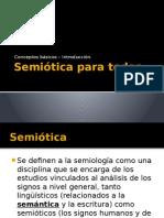Semiótica Para Todos