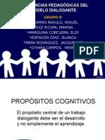 Ppt Corrientes Pedagógicas
