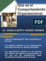 Introduccioncomportamientoorganizacional- Expo 2