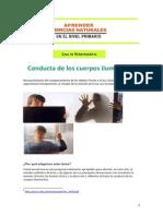 Conducta de Los Cuerpos Iluminados - Clase 7.1