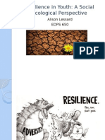 lessard resilience presentation