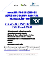 1 Oracao e Intercessao