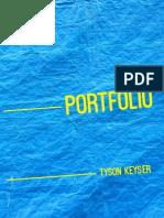 Tyson Keyser - Portfolio