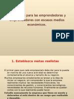 19129130 10 Concejos Para Emprendores
