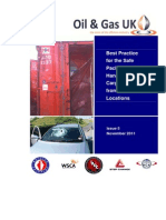 Safe Packing and Handling of Cargo