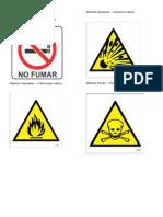 10 Advertencias en Ingles y Español