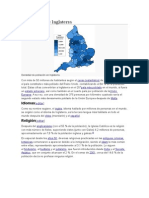 Demografía de Inglaterra