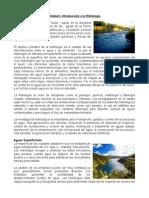 Unidad I, Introduccion a La Hidrologia