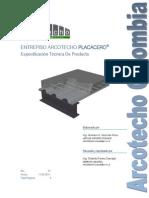 Ficha Tecnica Arcotecho - Placacero (Rev 01)