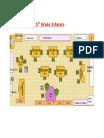 classroom arrangement pdf