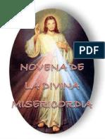 Novena de La Divina Misericordia