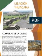 Teotihuacan (CULTURA Y DATOS SOBRE SU ARQUITECTURA