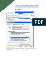 Windows cambio de formato
