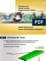 Ansys Mechanical Modal A