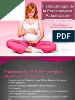 Fisiopatologia de La Preeclampsia 2015