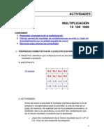 2matema2 Actividades MULTIPLICACION POR 10 100