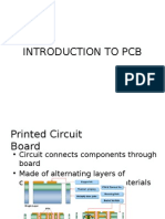 Introduction to Pcb