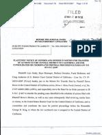 Payne et al v. Menu Foods, Inc. et al - Document No. 18
