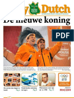 The Daily Dutch #11 uit Vancouver | 20/02/10