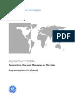 GE DigitalFlow GF868
