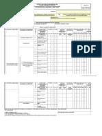 Plan de evaluacion y seguimiento